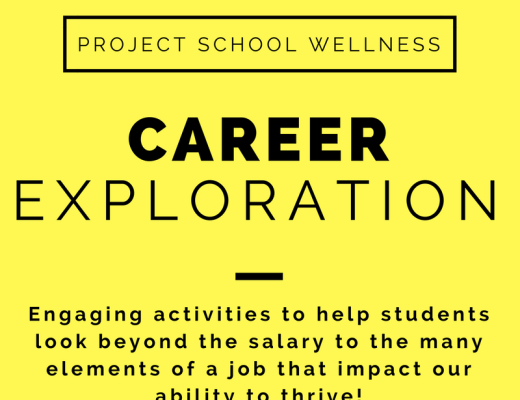 How to plan for career success in your classroom! What every teacher needs to know about Career Exploration - Wellness Basics by Project School Wellness