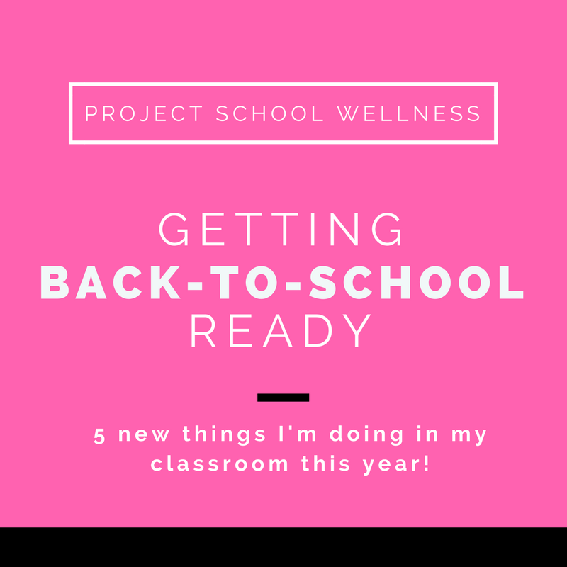 Janelle from Project School Wellness is getting back-to-school ready! Check out 5 new things she doing this year in her classroom! - - A new health curriculum, mastering Google Classroom, amazing new student folders & a pocket chart, and the ultimate exit tickets! These are middle school resources, busy teachers do not want to miss!
