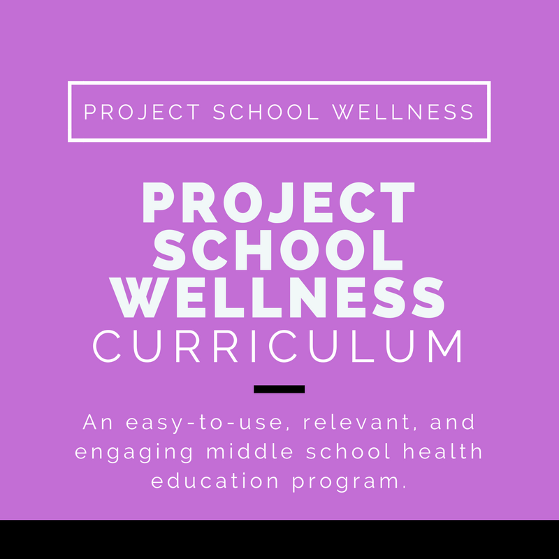 The Project School Wellness Curriculum is an easy-to-use, relevant, and engaging middle school health curriculum. This standard-aligned curriculum comes with 90 lessons. Each lesson comes with an instructional video, detailed teaching guide, answer key, grading rubric, and quick print options. This curriculum also comes with beautiful classroom posters and FREE updates for life. These middle school health lesson plans can also be used in Advisory or Homeroom. Or as a teaching aid for a comprehensive school counseling program! All middle school teachers need to check this curriculum out!