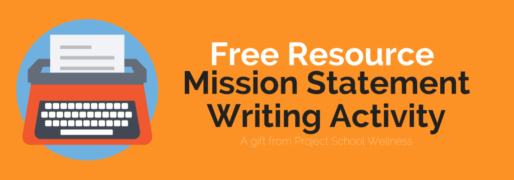 Mission Statement writing activity for middle schoolers! This three-part lesson plan comes with a teaching guide, teaching PowerPoint, answer key, and grading rubrics. This Project School Wellness lesson plan is perfect for any middle school teacher. It's no-prep, just print and go!