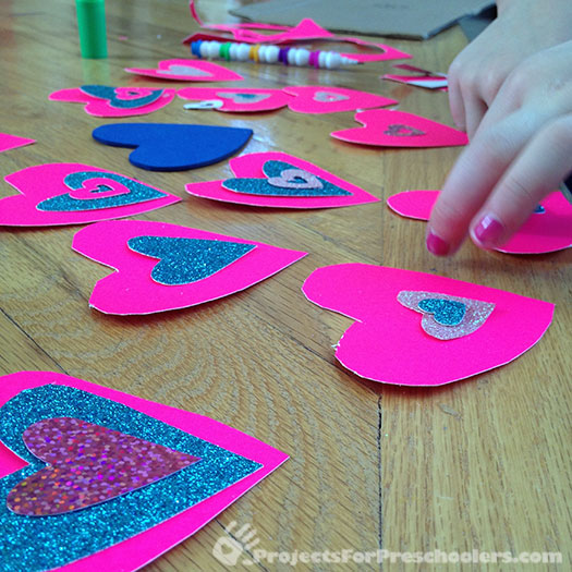 Make your own Valentine cards with free printable art Projects – Make Your Own Valentines Card for Free