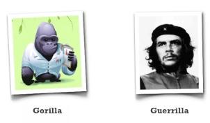 Gorilla Guerrilla