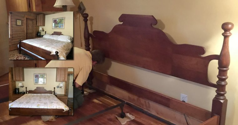 Project: Building a King Sized Bed