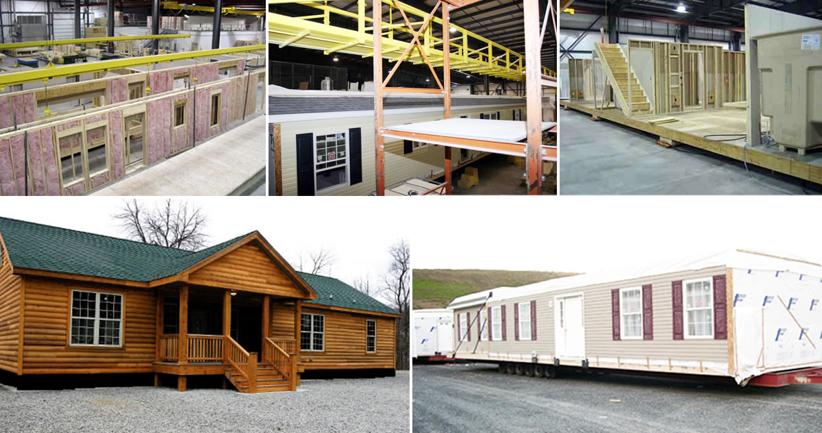 Research: Modular Home or Manufactured Home?