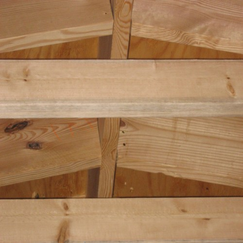 Project: Adding Closets to the log cabin - Closet Trusses