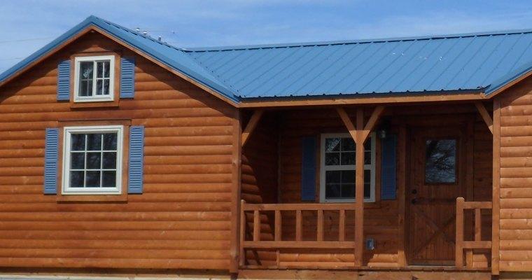 14' x 28' Amish Made Cabin