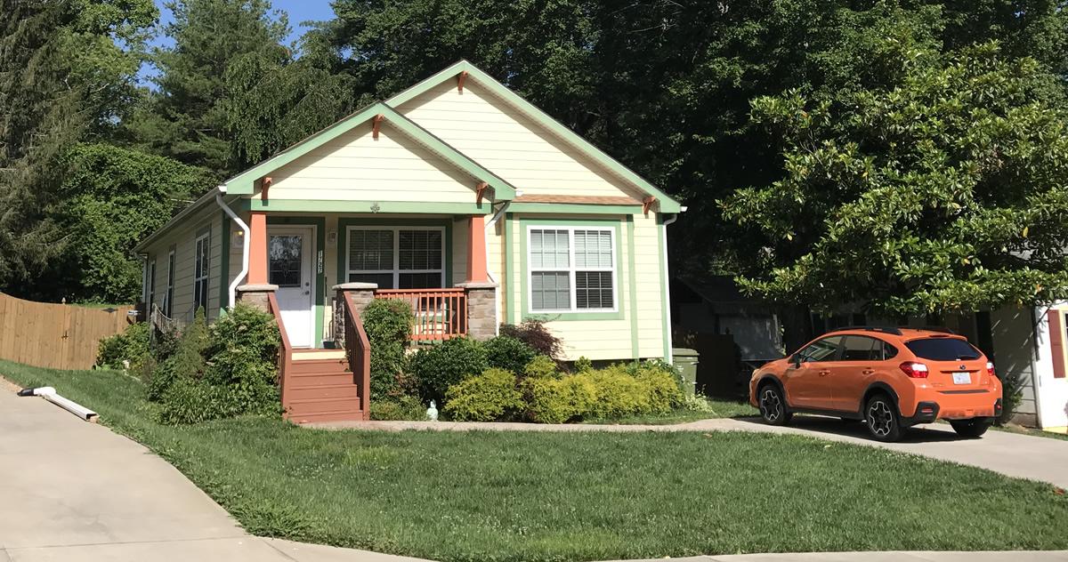 Garland Modular House in Historic Druid Hills Hendersonville – Palm Harbor Home Run Floor Plan