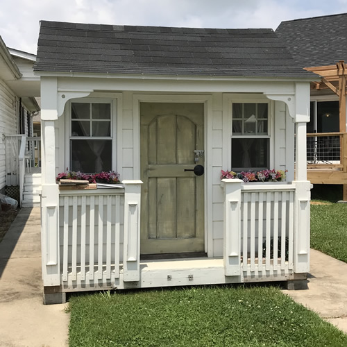 Tiny Tiny House at Premier Homes of the Carolinas – Project Small House