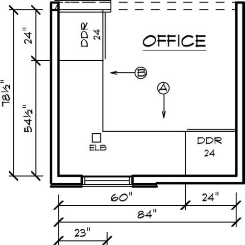 Schumacher Cross Creek Pocket Office
