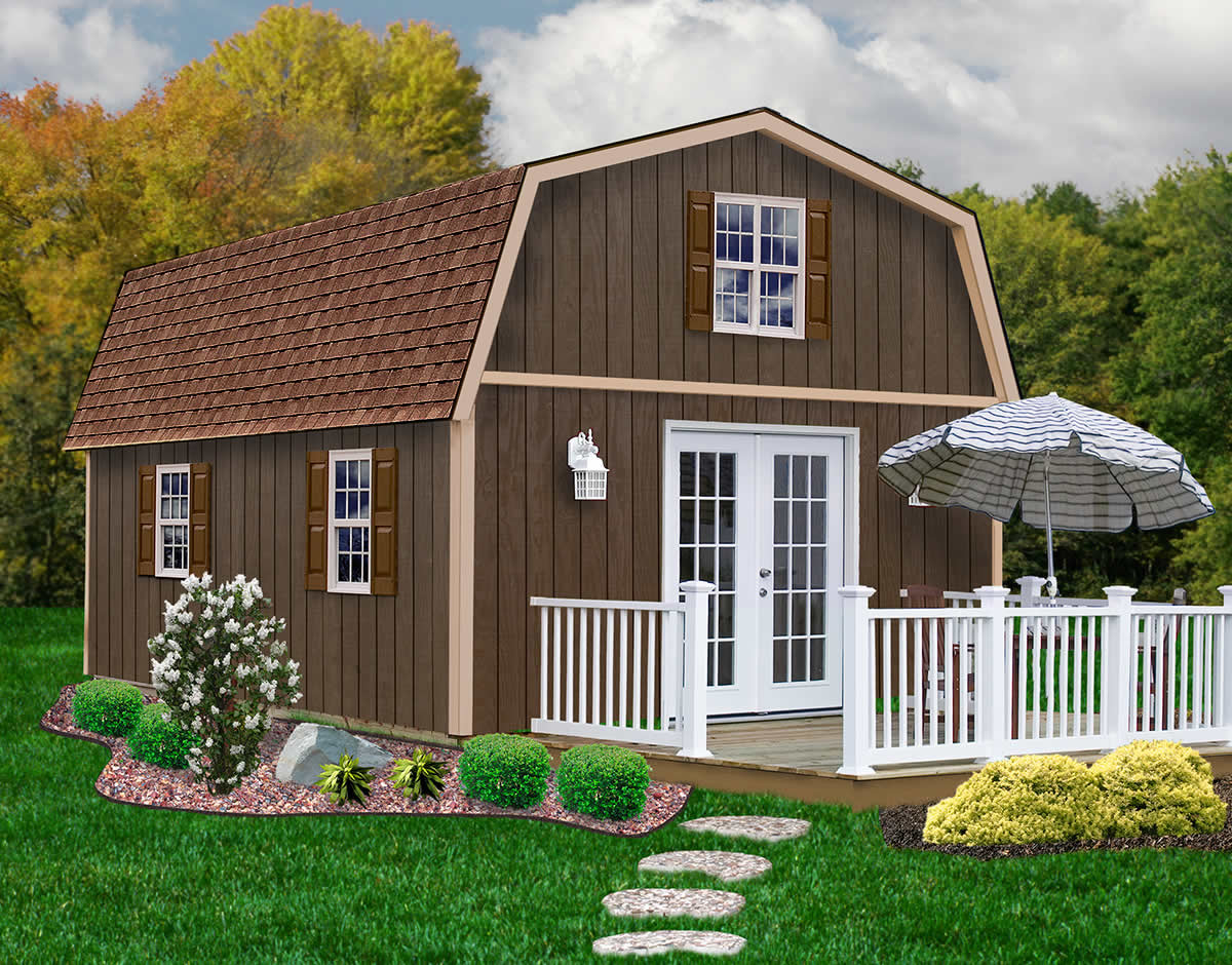 Tiny Home Designs: Richmond Barn Kits By Best Barns