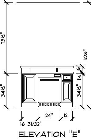 Schumacher Homes Cross Creek Kitchen Cabinet Plans