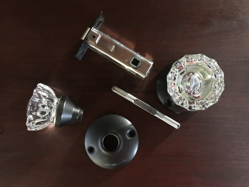 Glass Door Knobs - Project Small House