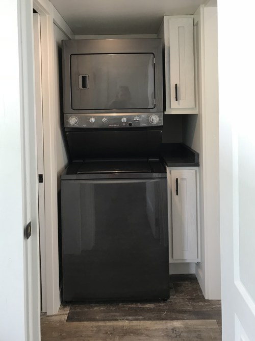 Even a washer and dryer! Tiny House Neighborhood - Project Small House