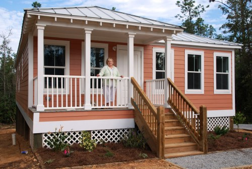 Mississippi Cottage made permanent - Katrina Cottage Comeback? - Project Small House