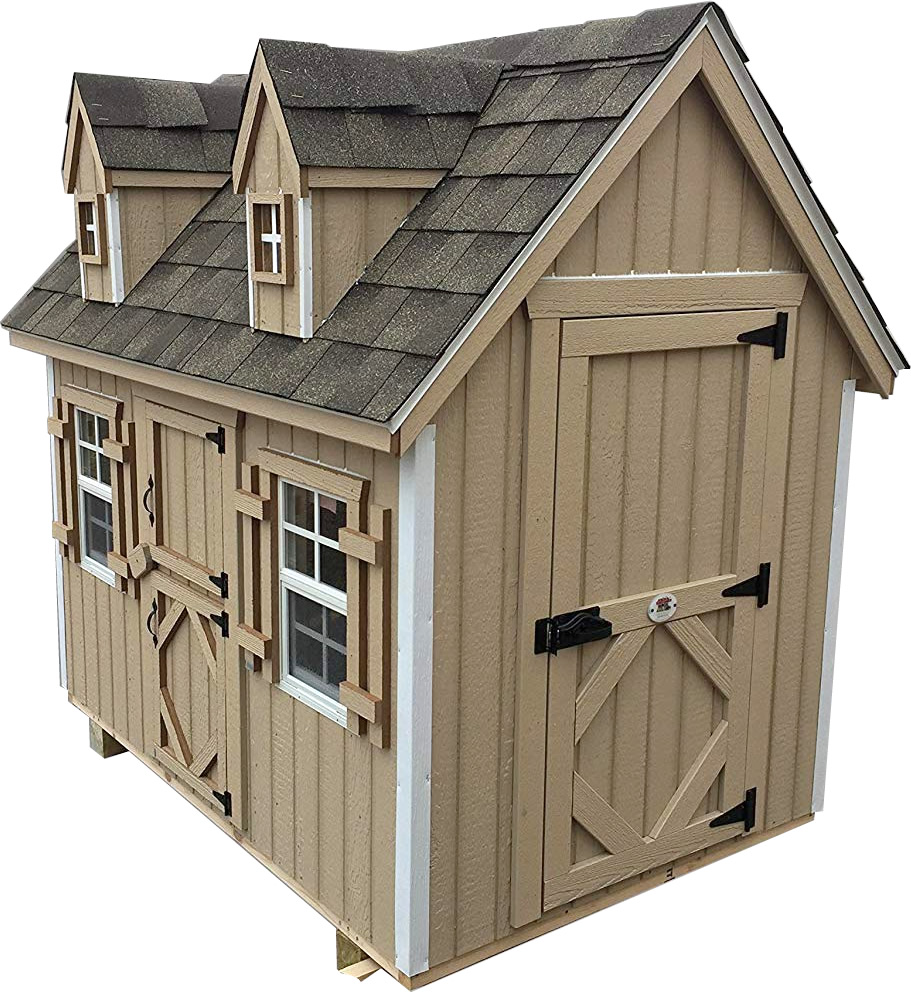 Little Cottage Co Cape Cod Playhouse Kit Project Small House