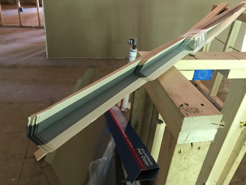 Ready for Drywall – Project Small House
