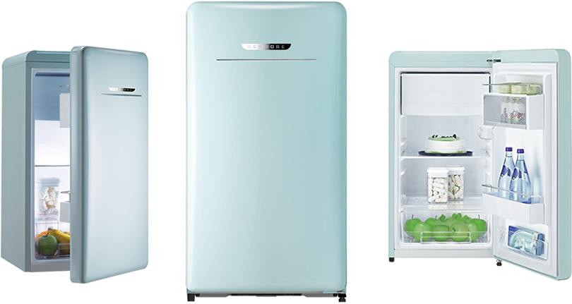auburn mini fridge