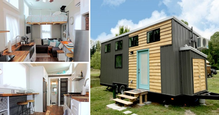 Tiny Towable We Toured is For Sale