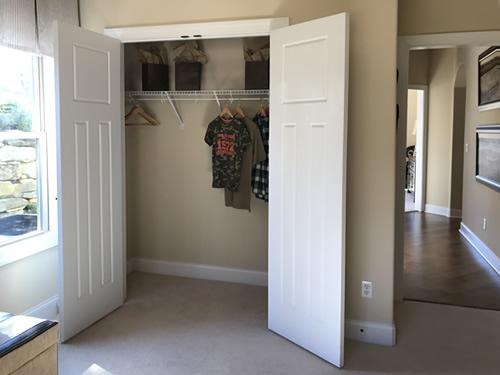 Schumacher Model Closet - Closets – Building our Schumacher Home – Project Small House