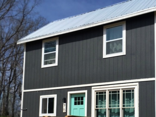 Tuff Shed Sundance Series TR-1600 - Metal Roof with a 10/12 Roof Pitch