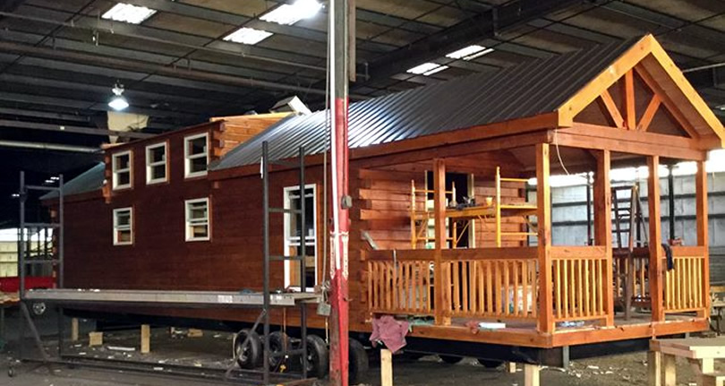 Avery Cabin Co Log Cabin Tiny Houses and Floor Plans
