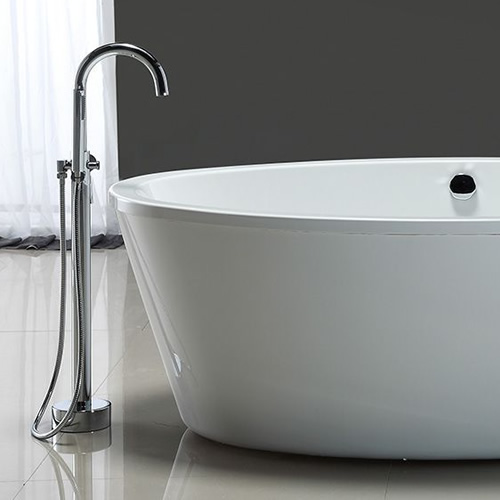 OVE Decors Athena Freestanding Bathtub Faucet