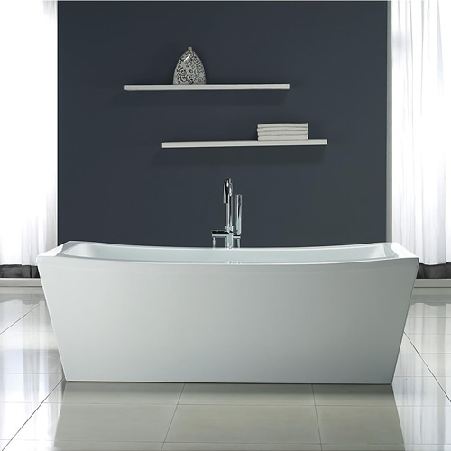 "OVE Decors 674559 70"" Terra Freestanding Tub"