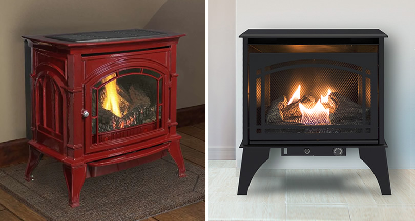 Comparing Vent-FreeGas Stoves