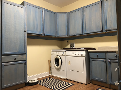 The Laundry Room Finished