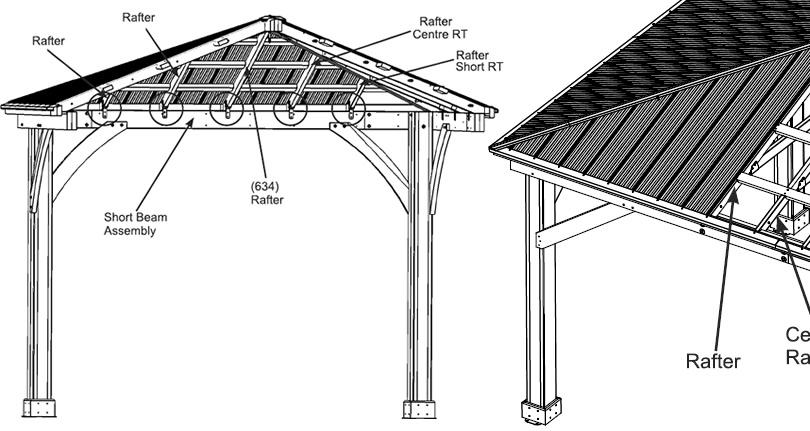 Building a Kit Pavilion