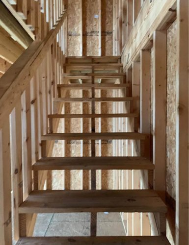 Tuff Shed Stairs