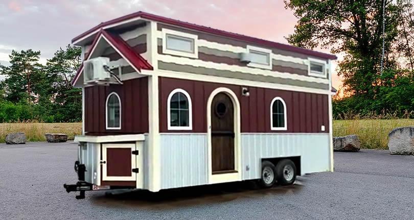 Craftsman Style Tiny House