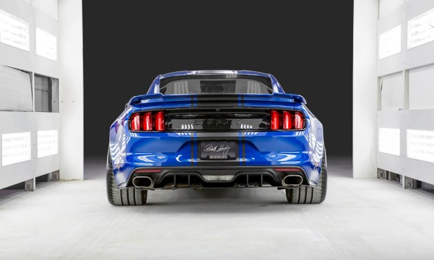 Shelby Super Snake Wide Body Unveiled