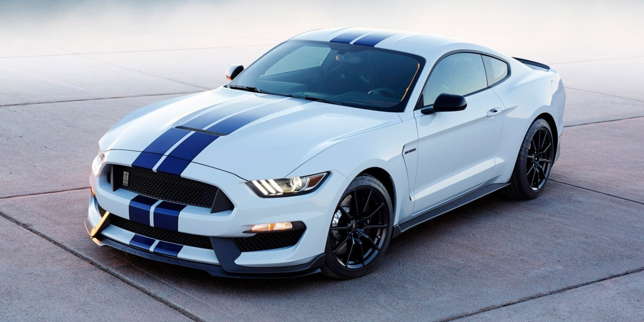 Mustang GT350 First Impressions