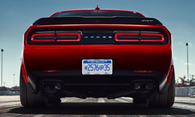 2018 Dodge Demon Review