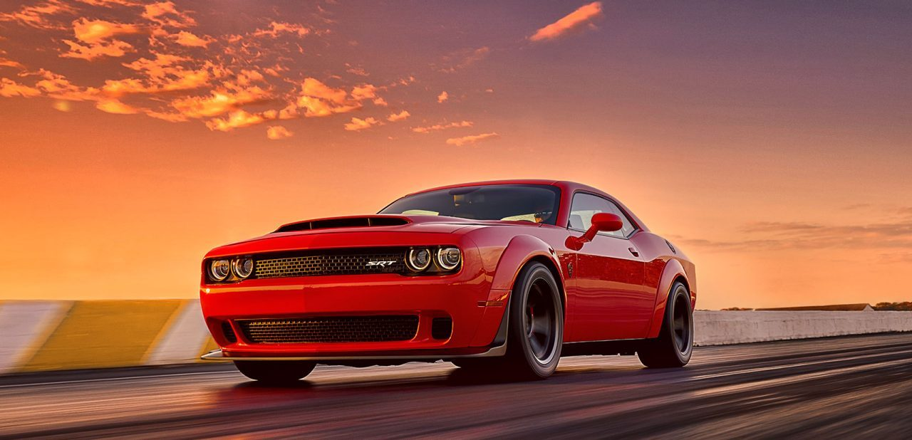 Dodge Demon Pricing Officially Announced
