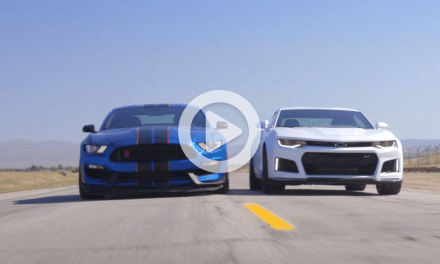 GT350R vs ZL1 Head 2 Head
