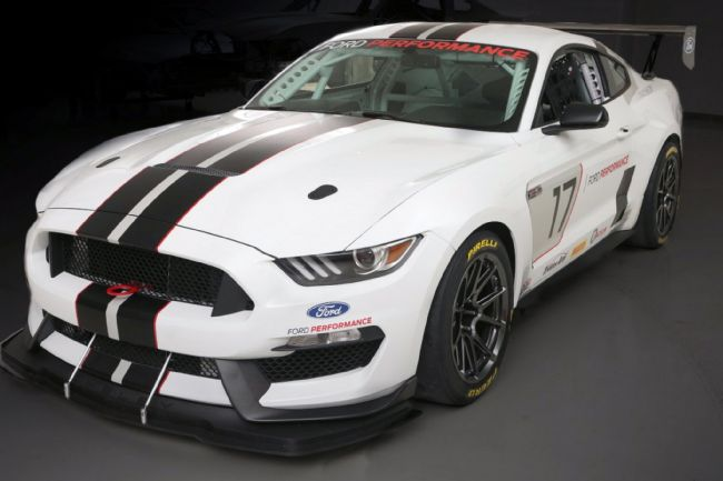 Shelby FP350S Revealed by Ford Performance