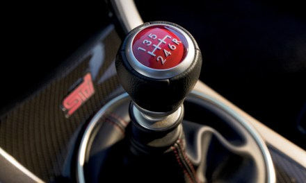 The Dying Manual Transmission