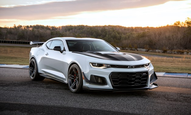 Camaro ZL1 1LE Breakdown