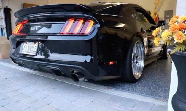 Mustang Lifestyle – Scott Crashed the FBO