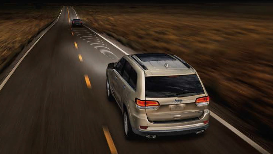 Adaptive Cruise Control – Jeep Grand Cherokee