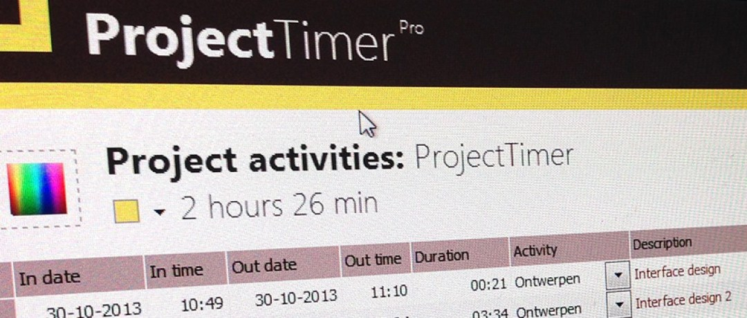 Project Timer 1.5.2.0