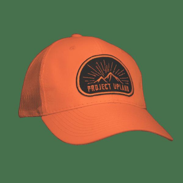 Project Upland Blaze Orange Hat