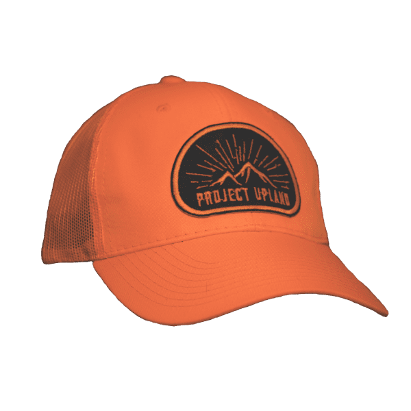 Project Upland Blaze Orange Hat