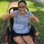 Cerebral Palsy Author Tylia Flores Adulting