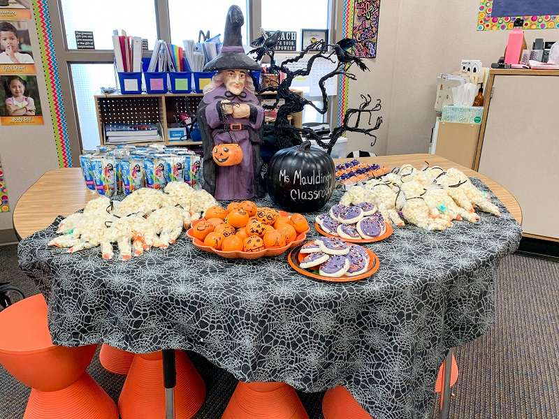 Classroom Halloween Party Fun Easy Room Mom Ideas Project Whim