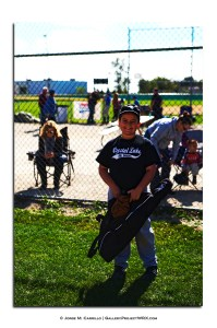 Sebastian at the end of his 1st year of baseball.  -Crystal Lake AAA Fall League Final