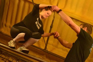 Manchester parkour classes