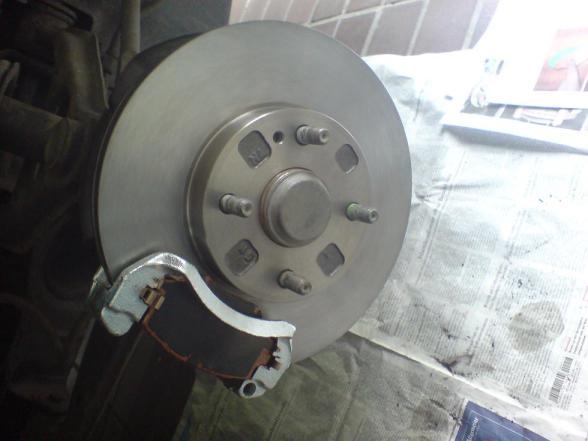 255mm Bremsscheiben, Backe und Beläge